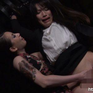 屈強な精神と肉体を持つ美人捜査官を、ドSにいたぶり、レズレイプしていく香港カラテ悪女・・・
