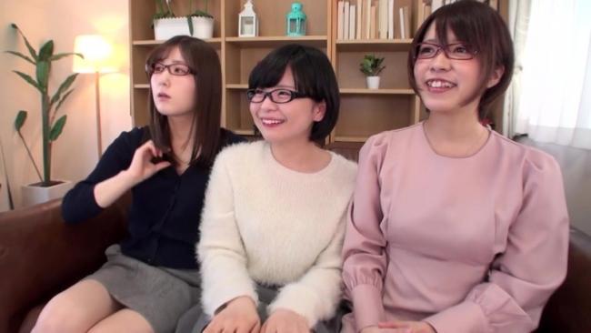催眠体験 文系女子サークル 3名